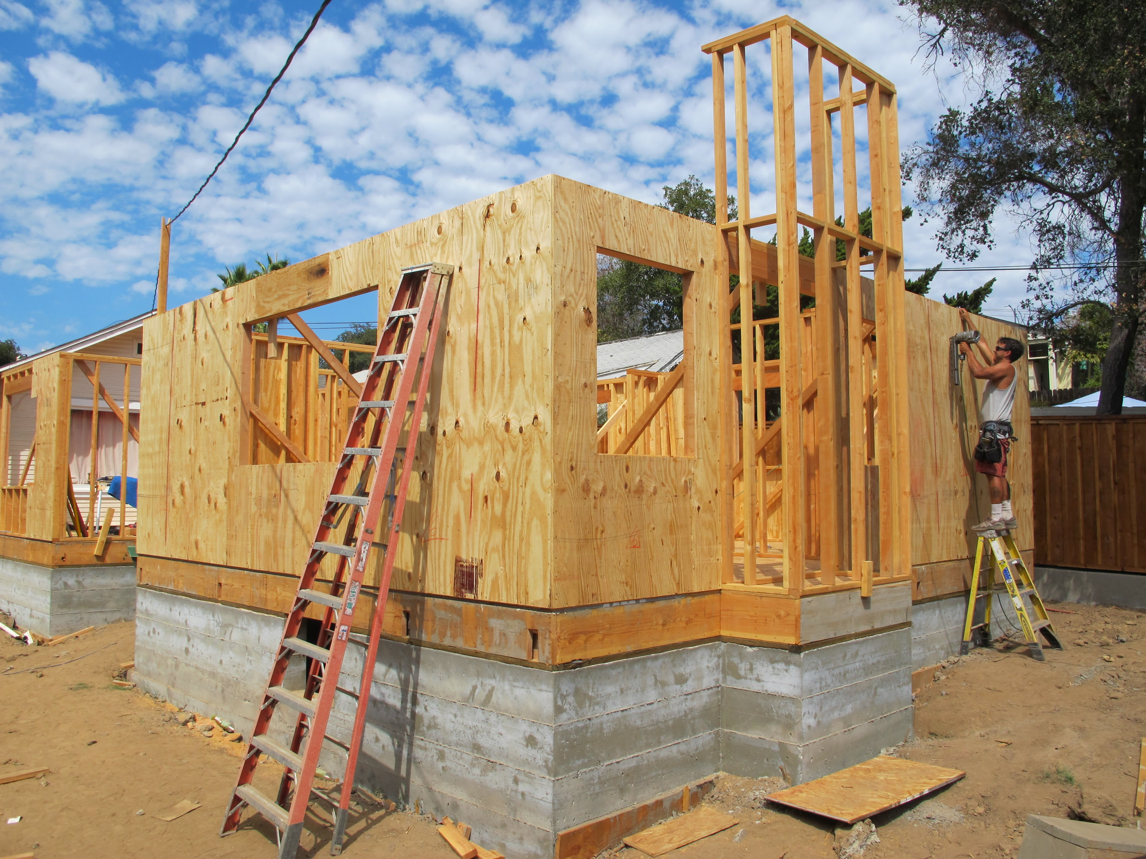 Daniel Wolf Builders - Home Addition